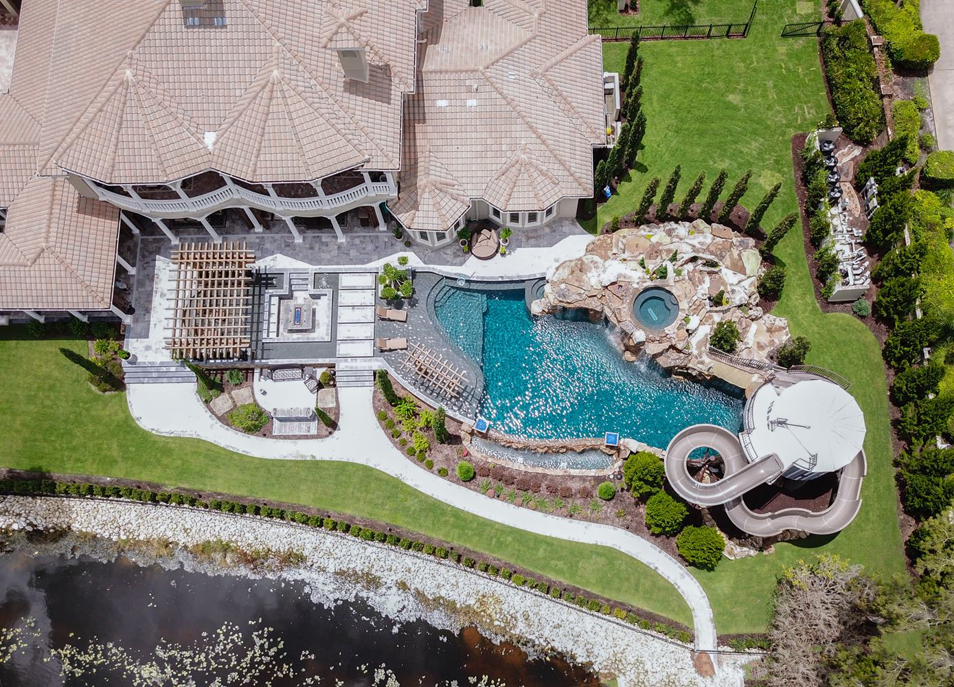 From Mild To Wild Insane Pools Special In Tampa Florida