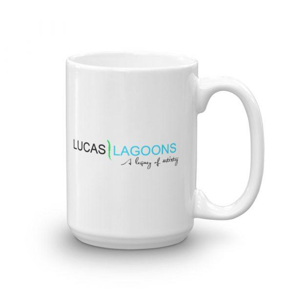 Lucas Lagoons Coffee Mug