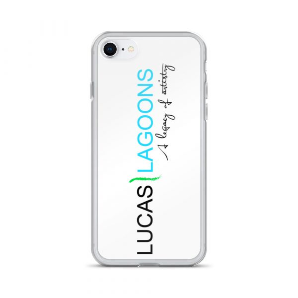 Lucas Lagoons iPhone Case
