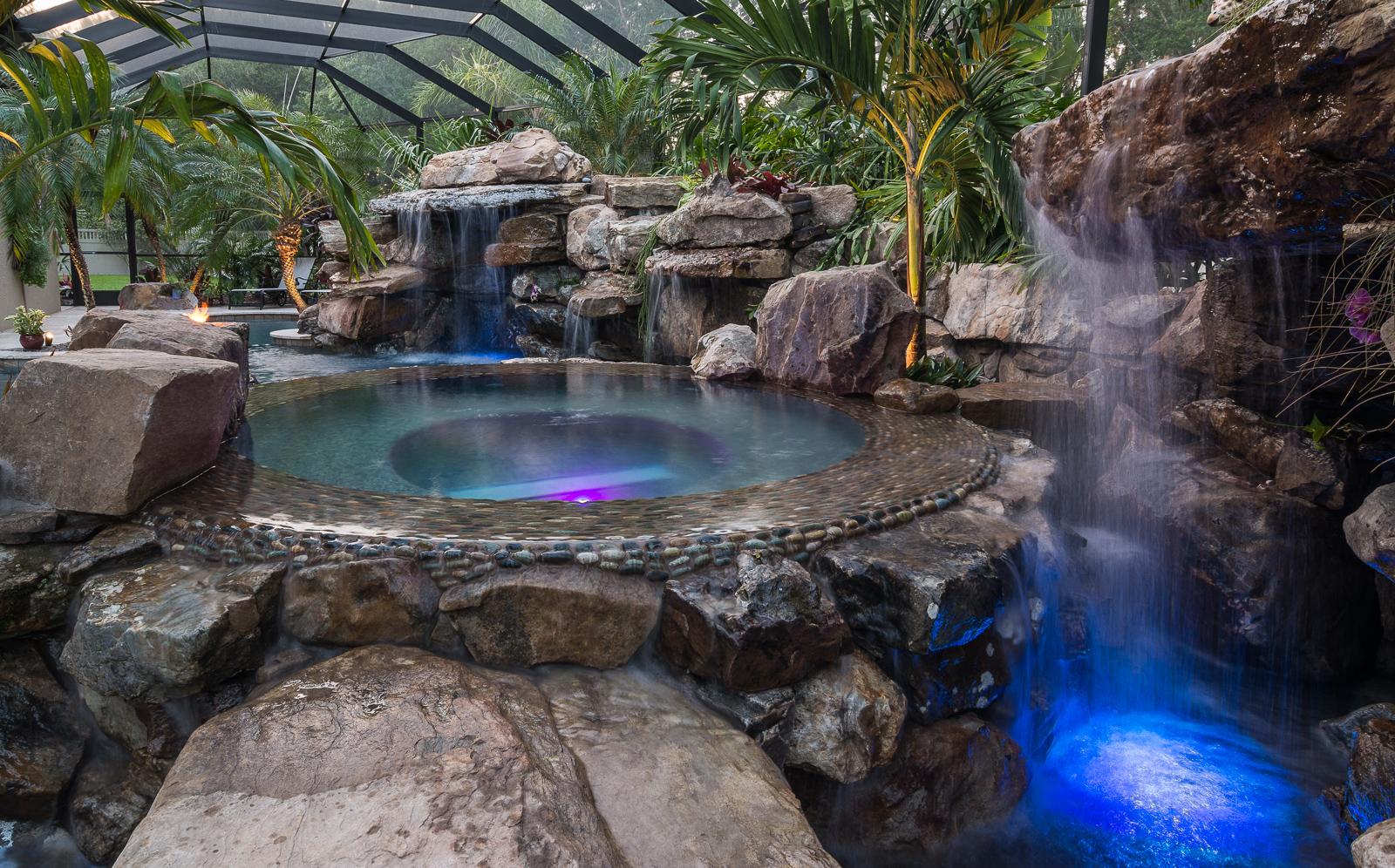 Insane Pools Tv Episode Zen The Art Of Pools