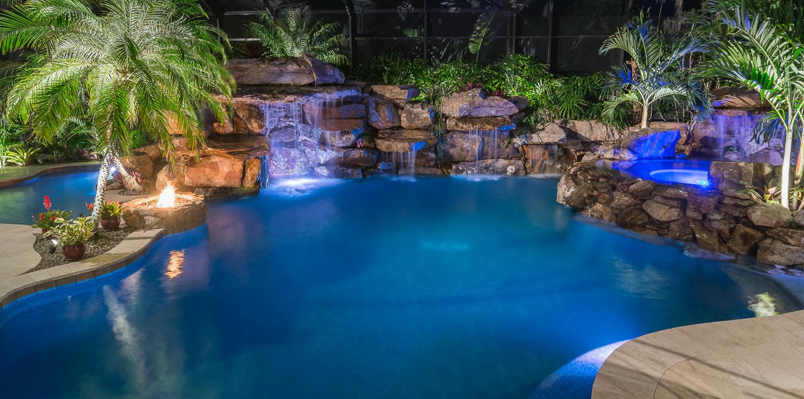 Insane pools tv episode zen the art of pools for Zen pool design