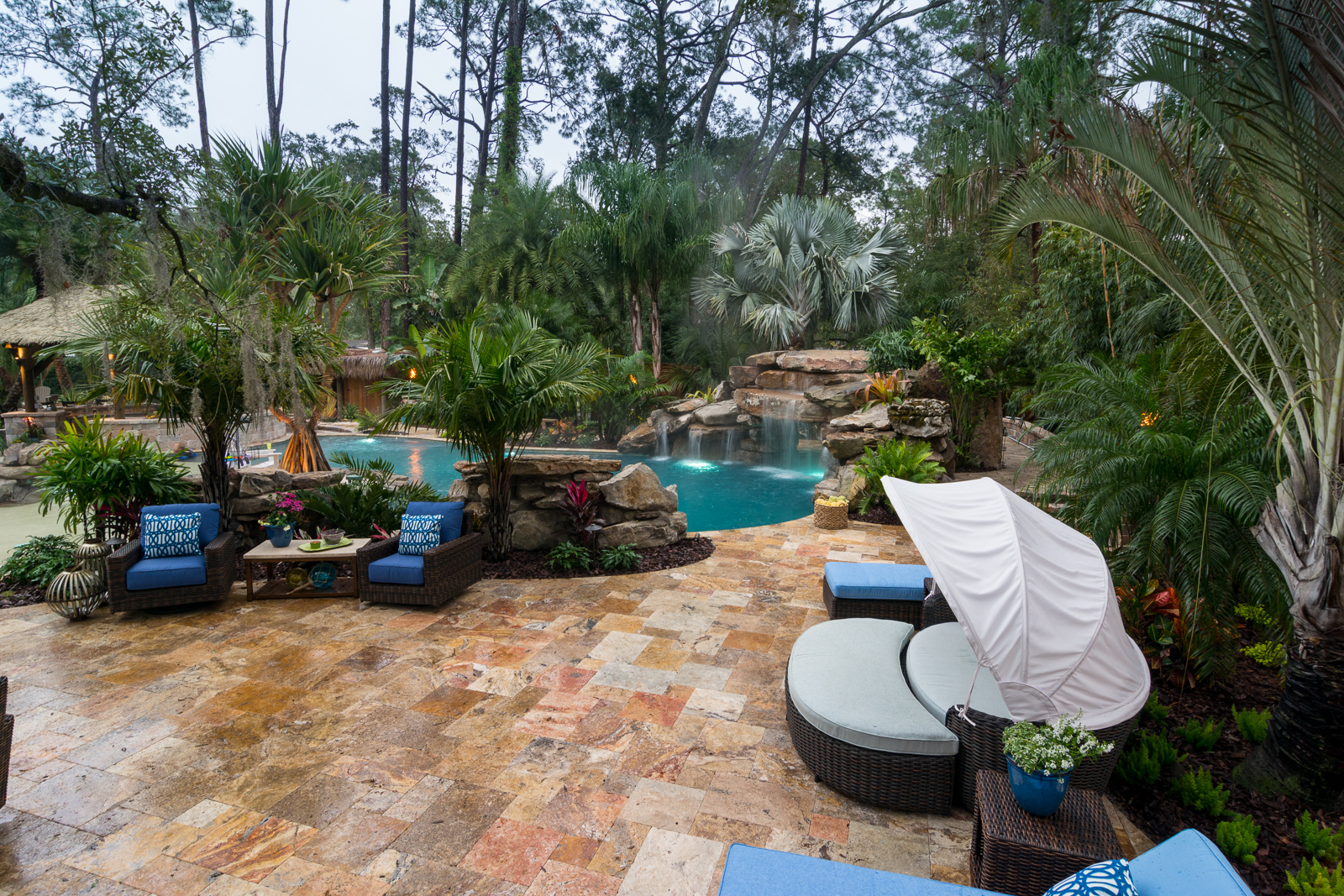 Jacksonville Custom Pool Lucas Lagoons Insane Pools Pratt Guys