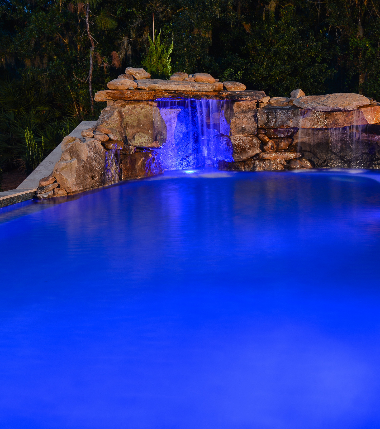 Lucas lagoons custom pool builder sarasota featured on for Pool design tv show