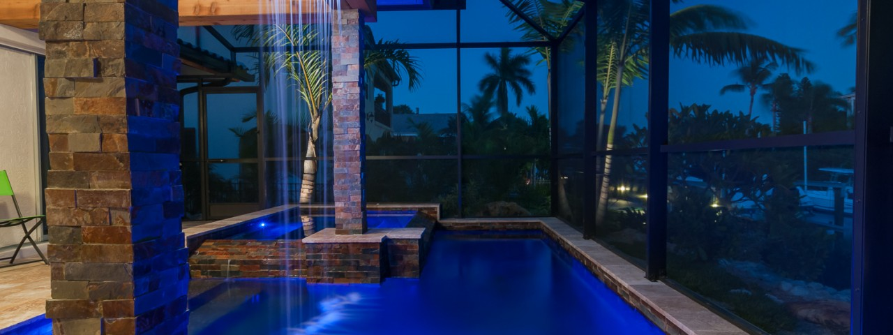 Image of Soothing Water Room On Longboat Key