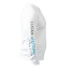 mens performance long sleeve tee white right