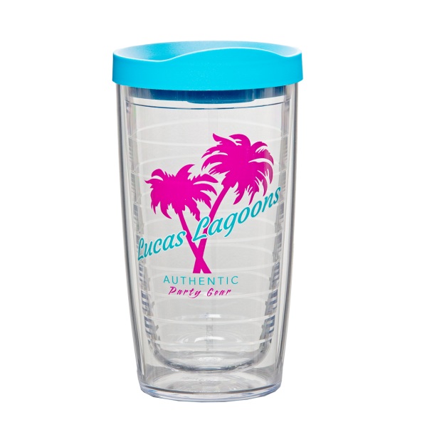 party palms tervis tumbler party drinkware 16oz