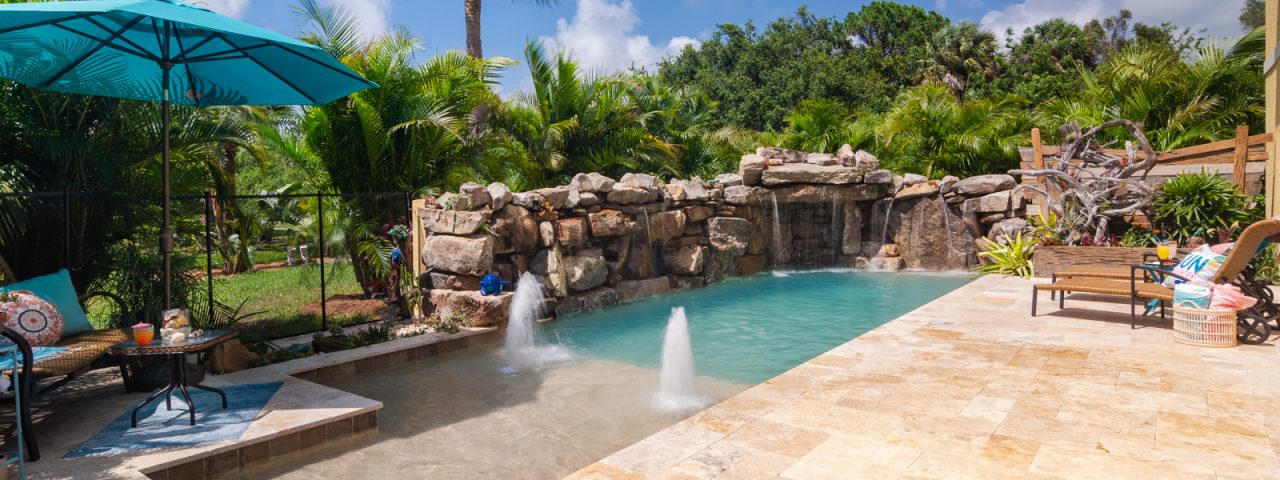 Designer Series Semi-Custom Pools | Lucas Lagoons