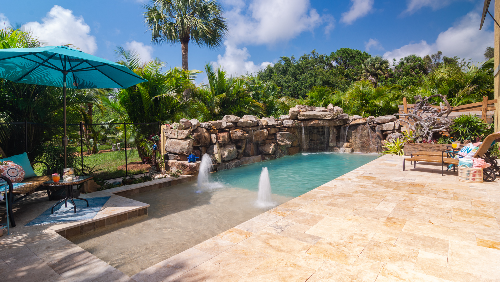 Insane Pools TV Episode Small Yard, Big Dreams on Dream Backyard With Pool id=26273