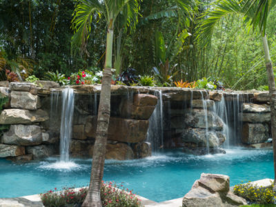 Lucas Lagoons South Florida custom pools Costa Rica