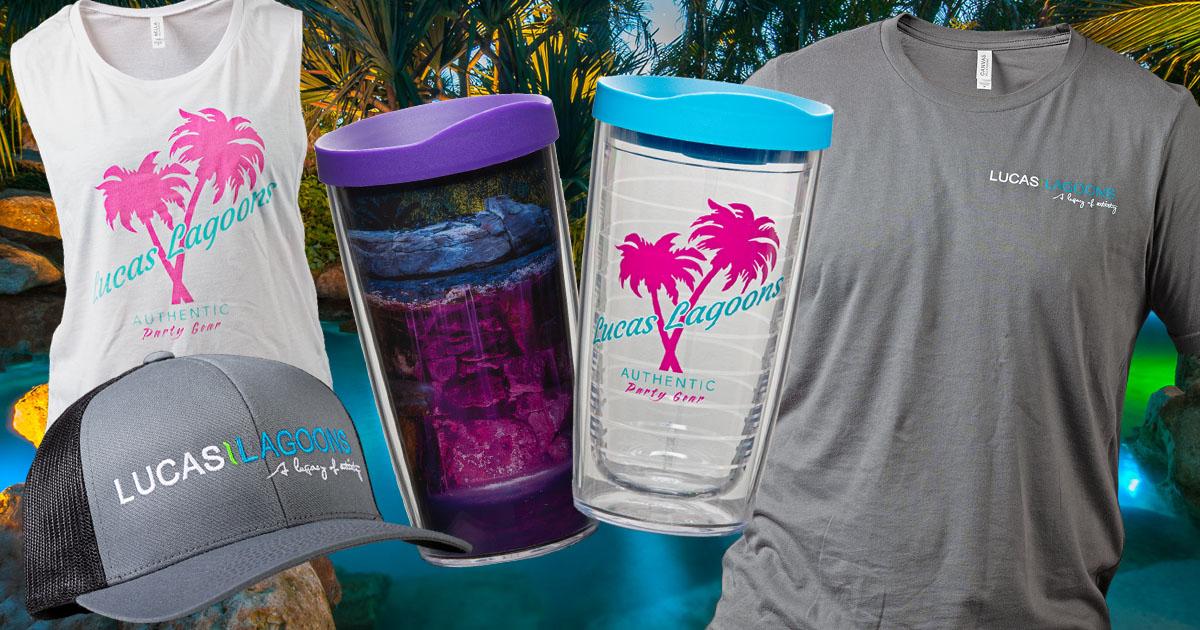 Lucas Lagoons Custom Pool Builder Sarasota Featured On