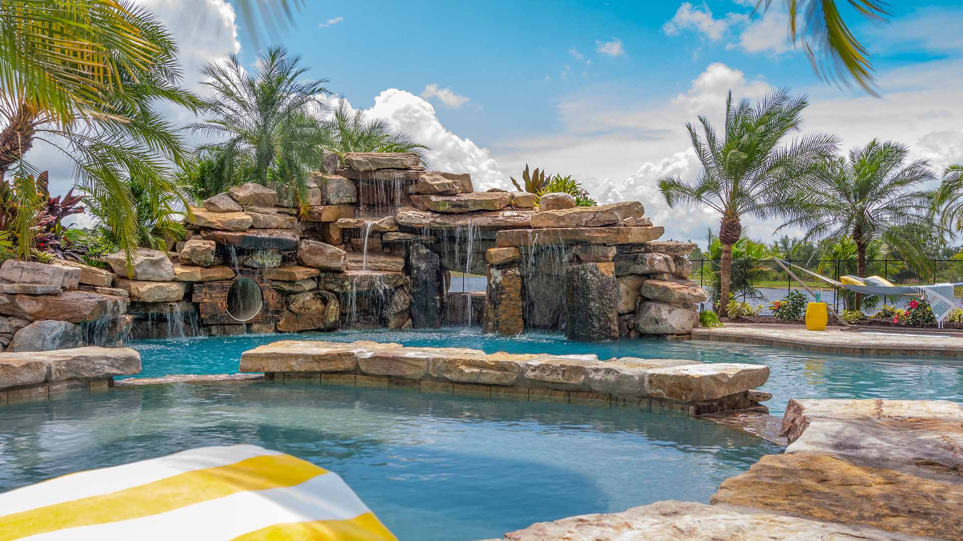 Clearwater Swimming Pool Contractor | Lucas Lagoons