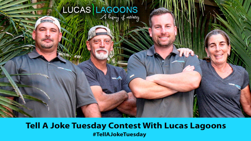 Image of Tell A Joke Tuesday Contest With Lucas Lagoons
