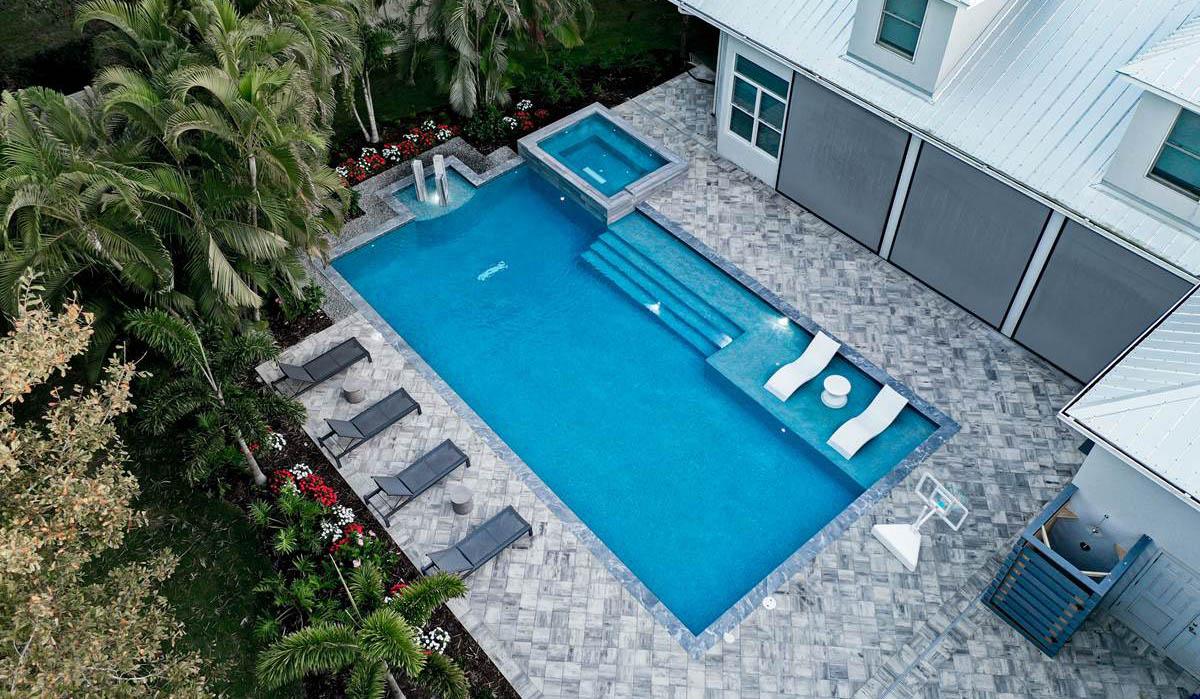 Modern Pool Designer