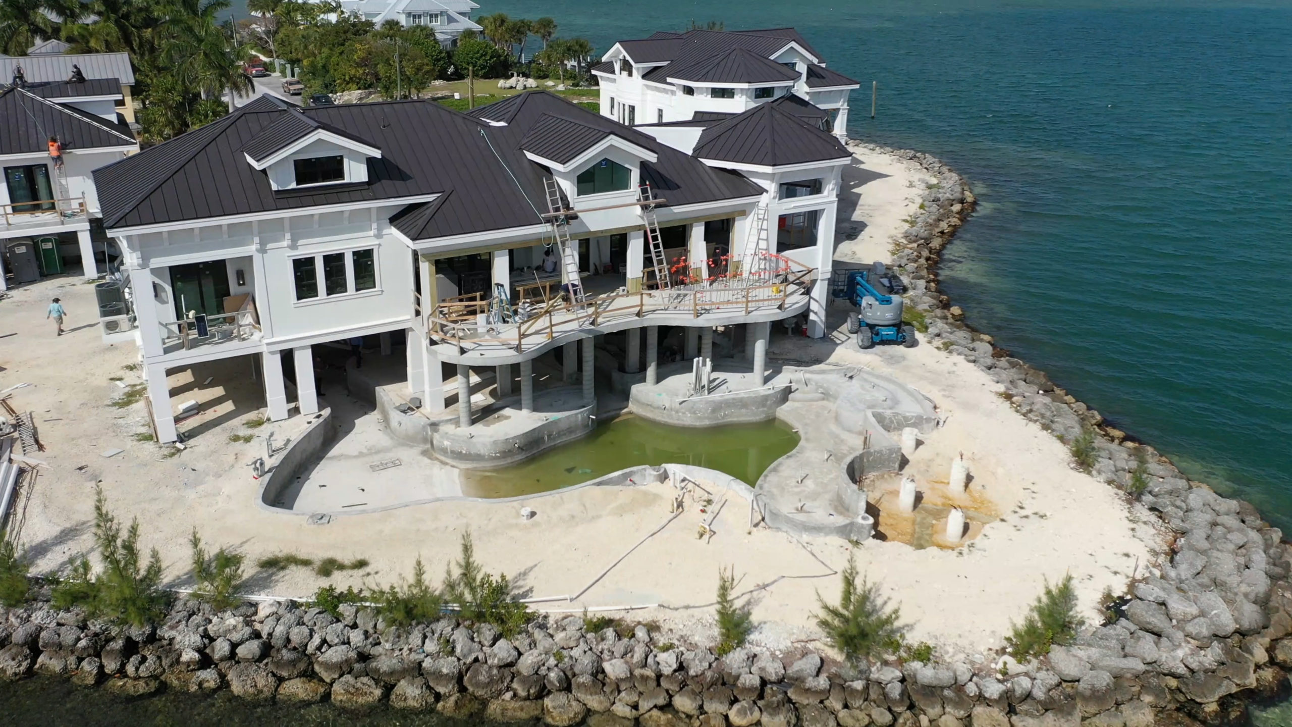 Florida Keys Pool Designer