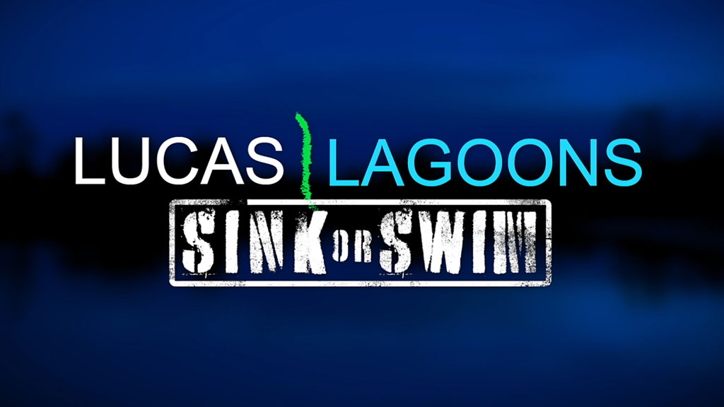 ucas Lagoons Sink or Swim