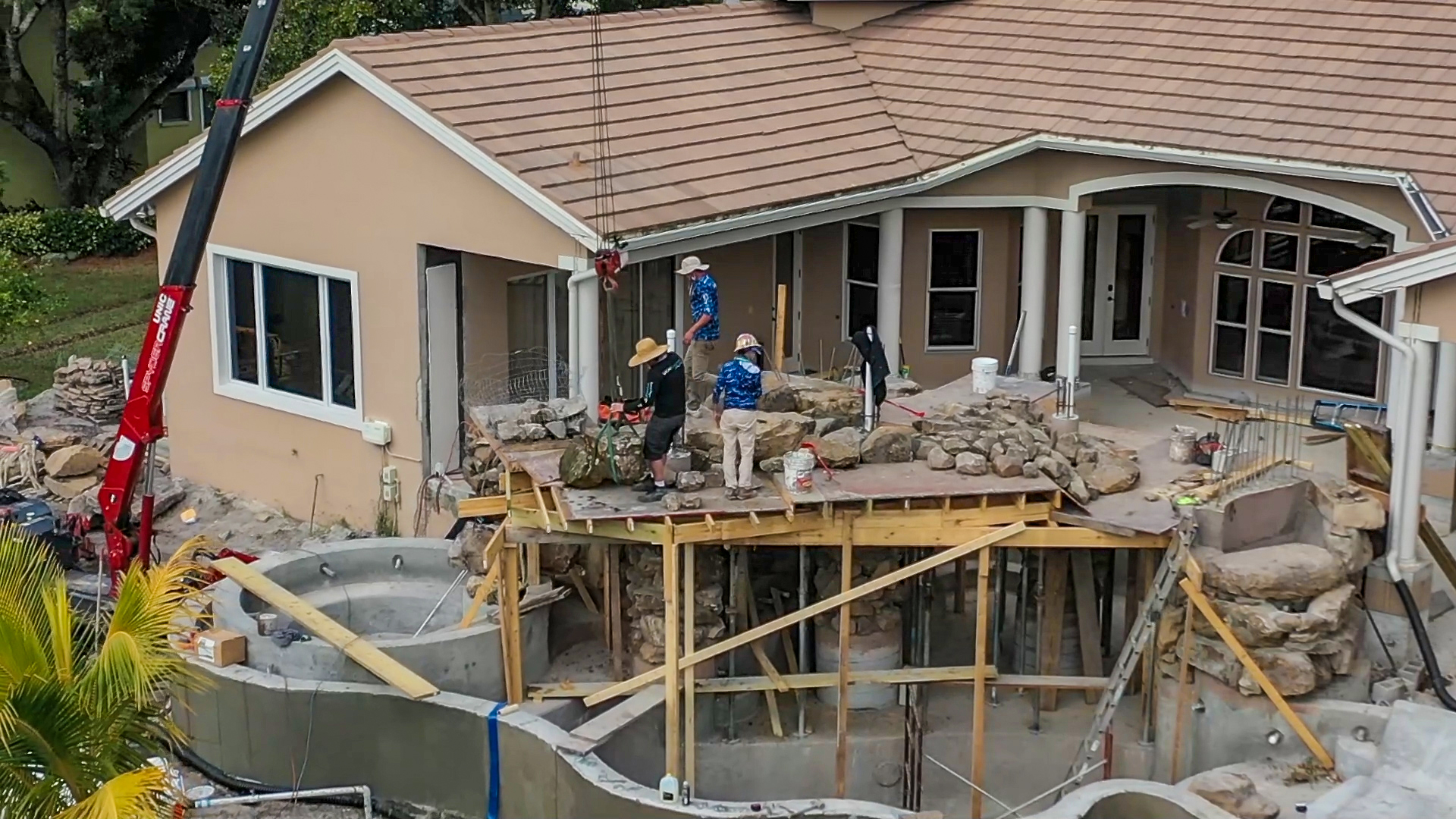 Fort Myers Pool Builder
