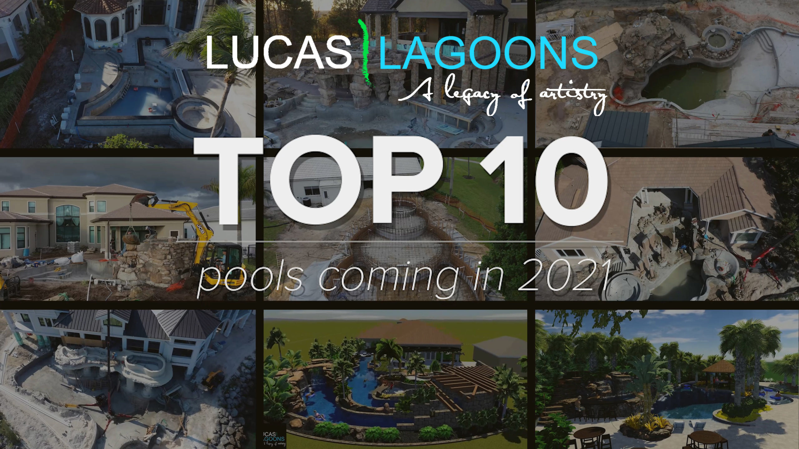 Image of Top 10 Upcoming Pools in 2021